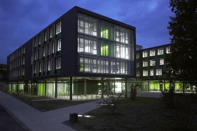TU Neubau Fakultät Informatik