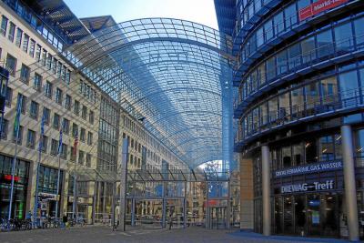 World Trade Center Dresden - Klimatisierung