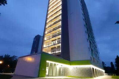 Sanierung Wohnhochhäuser WHH 17